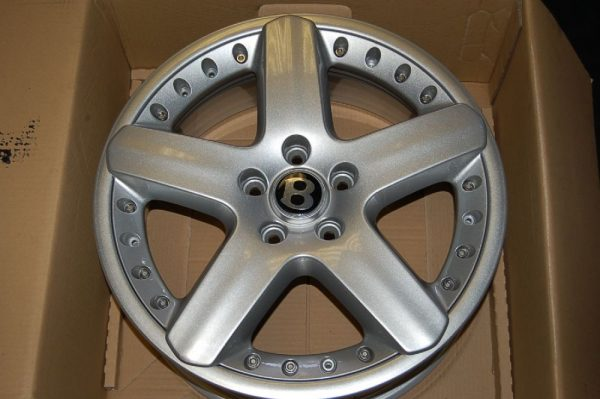"<span class=""light"">Bentley</span> Arnage T 19″- Split Rim – Refurbished each Exchange"