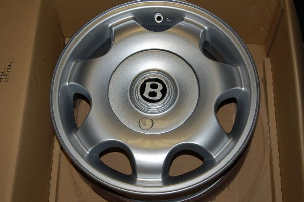 "<span class=""light"">Bentley</span> Turbo R '94 & Continental R & S Wheel Set – Set of 4"