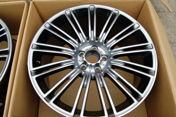 "<span class=""light"">Bentley</span> GT Speed Wheels – New set of 4"