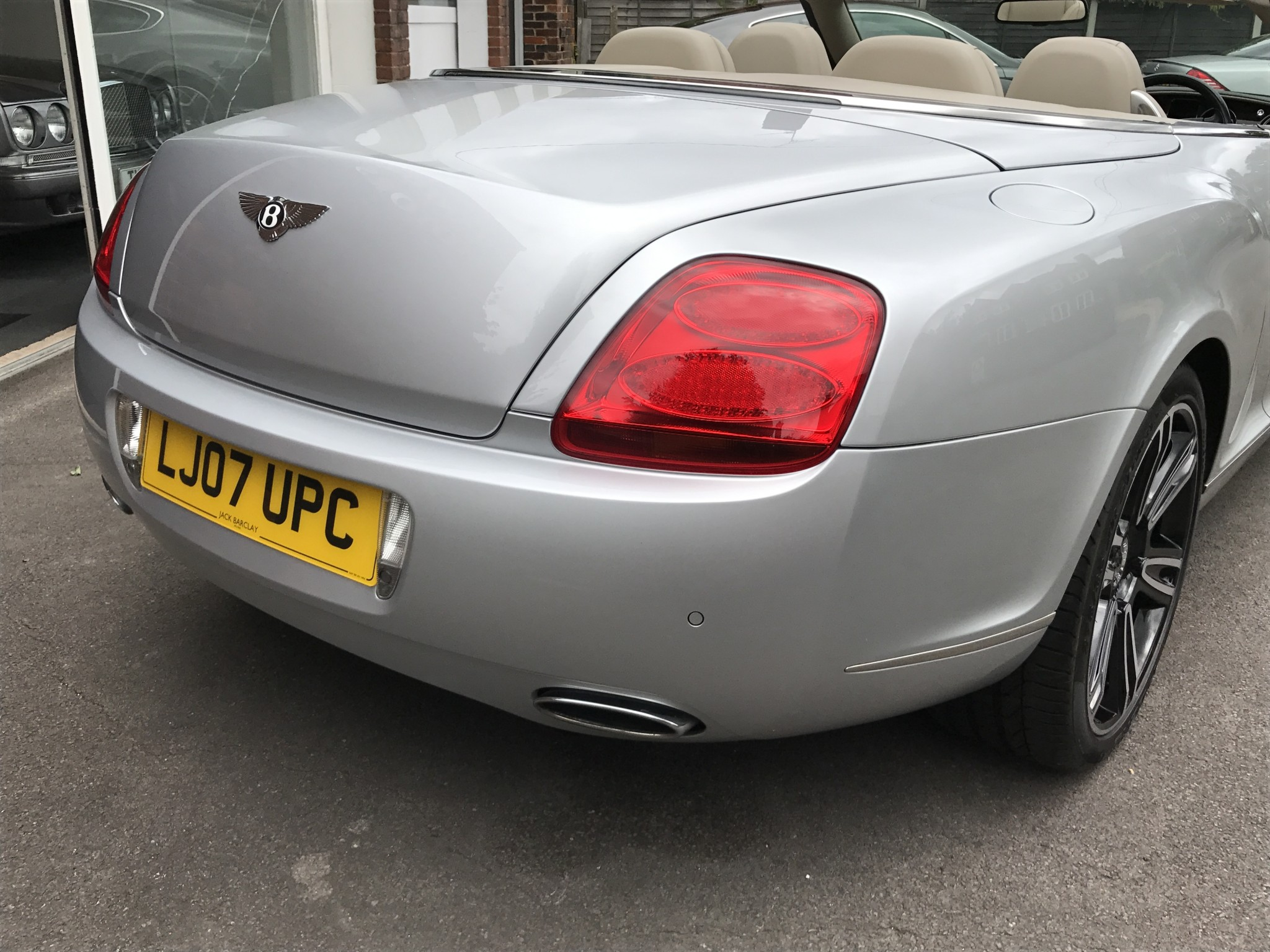 Bentley Continental Gtc 2007 Phantom Motor Cars Ltd