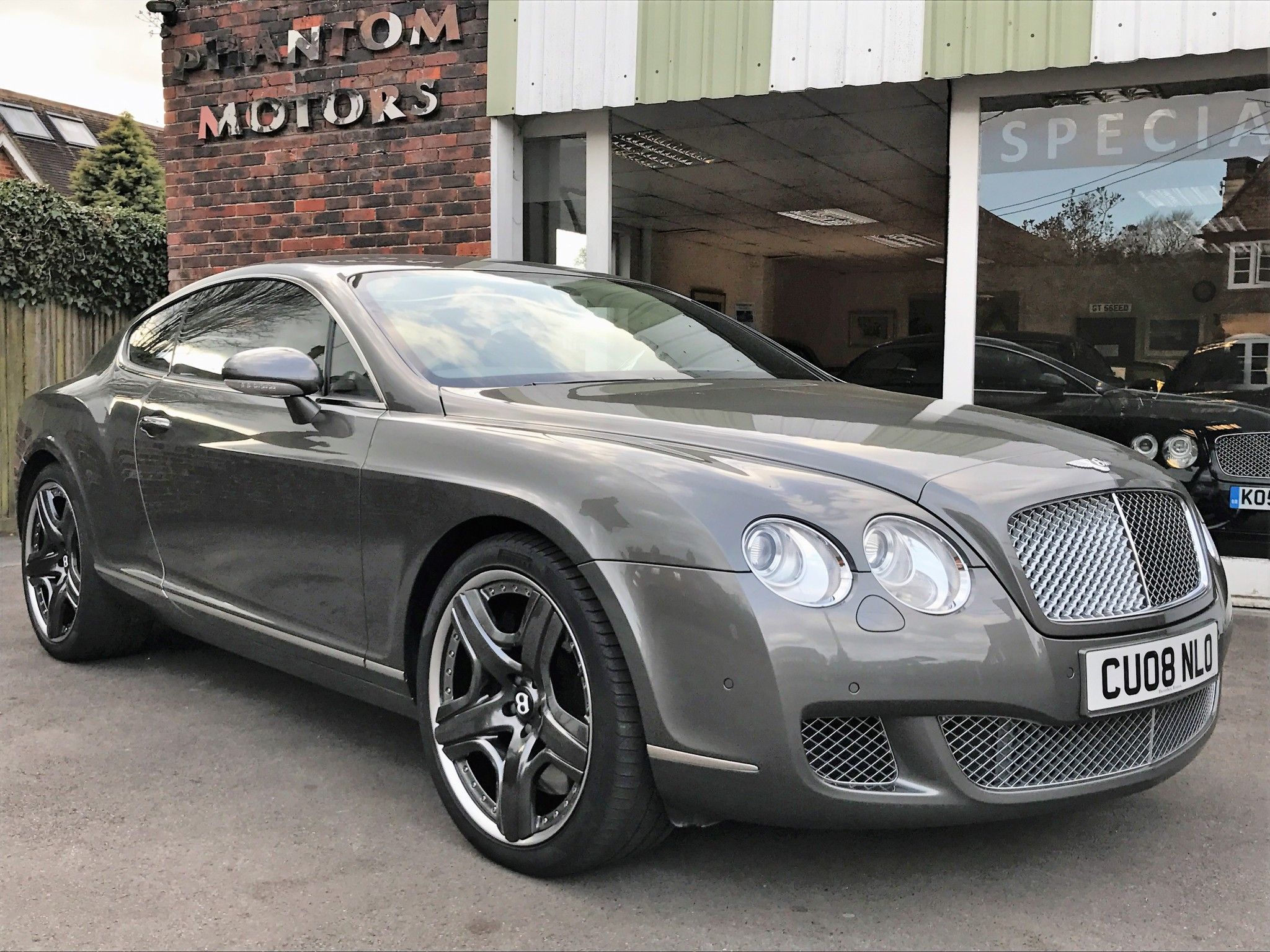 Phantom motors bentley for Bentley motors limited dream cars
