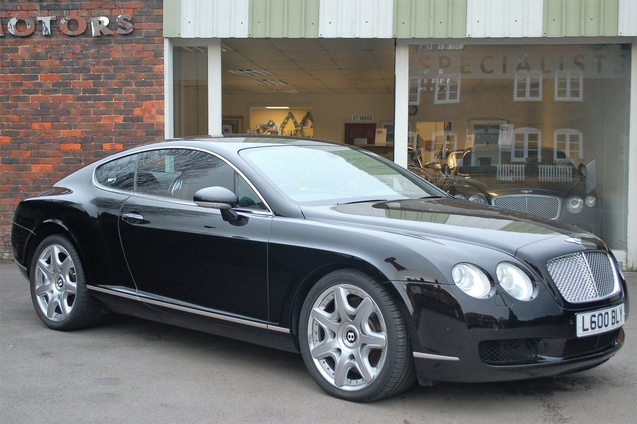 audi gt gtc bentley continental sale vs
